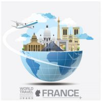 travel_to_france_vector