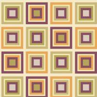 دانلود وکتور پترن مربع رنگی فانتزی