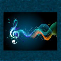 پس زمینه موزیک