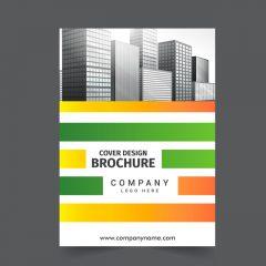 دانلود طرح لایه باز بروشور خارجی برای شرکت ها