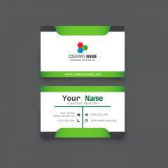 دانلود کارت ویزیت شخصی با طرح گرافیکی زیبا
