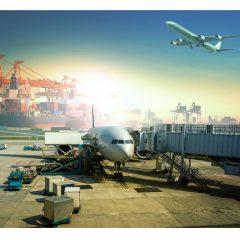 دانلود تصاویر استوک پایانه حمل و نقل هواپیمایی