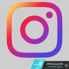 دانلودتصویر با کیفیت دوربری شده لوگوی اینستاگرام با پسوند png