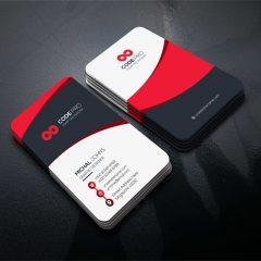 دانلود مجموعه لایه باز کارت ویزیت شرکتی شماره 47