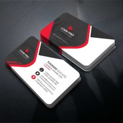 دانلود مجموعه کارت ویزیت لایه باز تجاری شماره 33