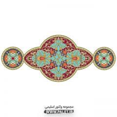 دانلود تصاویر طرح های اسلیمی | با فرمت EPS
