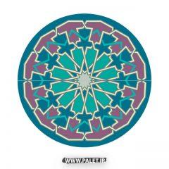 دانلود مجموعه نقوش زیبای سنتی از کادر و حاشیه اسلیمی