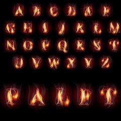 Fiery_alphabet_1