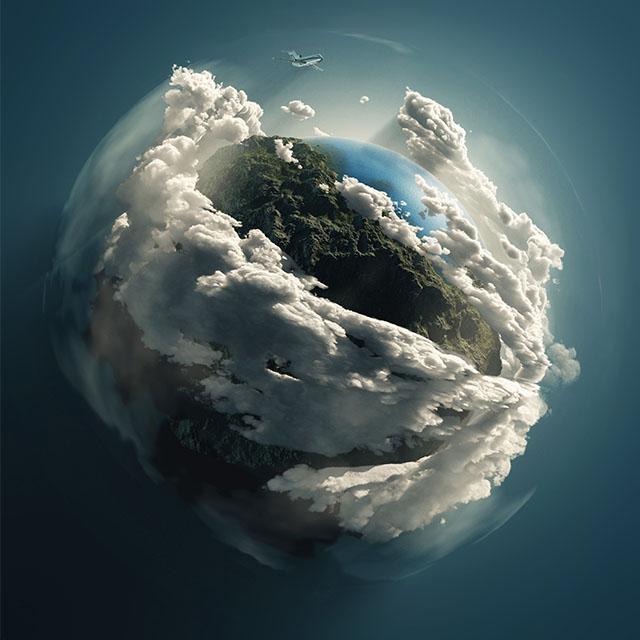 دانلود تصویر HD (استاک) با موضوع کره زمین
