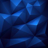 geometrical_blue_texture