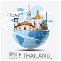 travel_to_thailand_vector