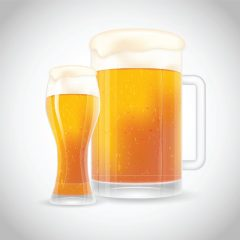 two_beer_glass