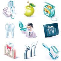 ایکون دندان و دندان پزشکی