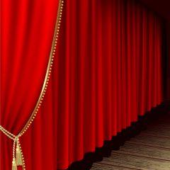 وکتور پرده تئاتر