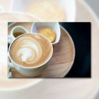 تصویر استاک فنجان قهوه شیک