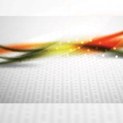 دانلود وکتور پس زمینه ترکیب رنگ زرد و قرمز و خاکستری