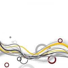دانلود وکتور پس زمینه خط های رنگی