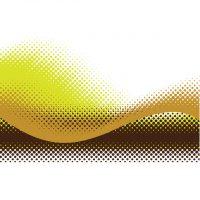 دانلود وکتور پس زمینه زرد