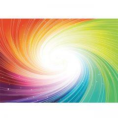 دانلود وکتور پس زمینه رنگارنگ دایره ای