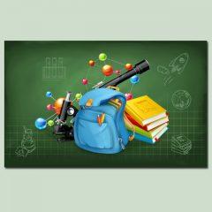 دانلود وکتور وسایل آموزشی مدارس