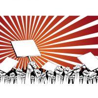 دانلود وکتور شعار و گروه اعتراض خشمگین