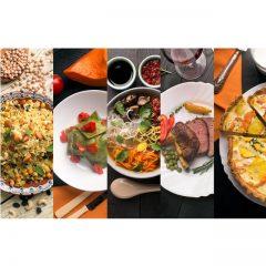دانلود تصاویر استوک غذاهای لذیذ و خوشمزه