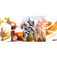دانلود تصاویر استوک غذای دریایی خوشمزه