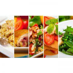 دانلود تصاویر استوک غذای گرم مرغ سوخاری