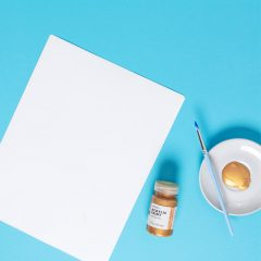 دانلود تصاویر استوک قلمو و رنگ نقاشی