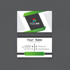 دانلود کارت ویزیت شرکتی با طراحی گرافیکی زیبا