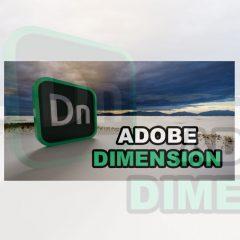 دانلود آموزش فتوشاپ نحوه استفاده از Adobe Dimension CC