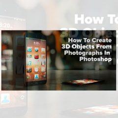 دانلود آموزش عکس سه بعدی در فتوشاپ
