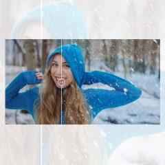 دانلود آموزش فتوشاپ نحوه ایجاد برف
