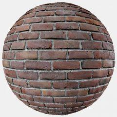 متریال دیوار آجری