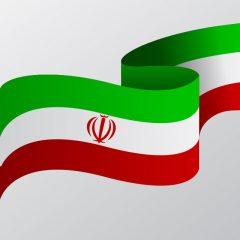 دانلود وکتور لایه باز پرچم ساده تا خورده ایران