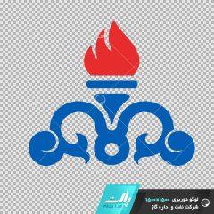 دانلود طرح دوربری شده لوگوی شرکت نفت و اداره گاز