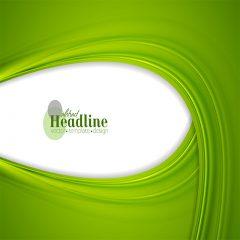 دانلود تصویر وکتور پس زمینه با رنگ سبز و سفید