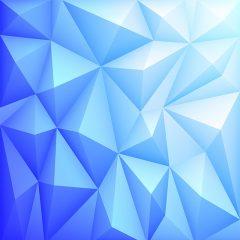 دانلود طرح لایه باز وکتور پس زمینه با اشکال چند ضلعی
