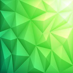 دانلود تصویر وکتور پس زمینه با اشکال چند ضلعی سه بعدی