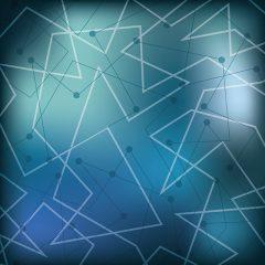 دانلود تصویر پس زمینه با طرح سه بعدی آبی زیبا