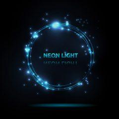 دانلود رایگان پس زمینه با طرح لامپ نئون