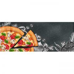 طرح وکتور لایه باز پیتزا