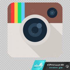 دانلود تصویر دوربری شده لوگوی اینستاگرام با کیفیت بالا 1000 * 1000