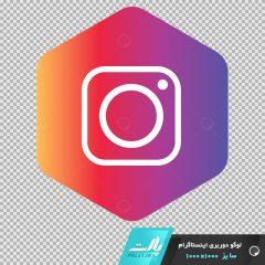دانلود لوگو با کیفیت دوربری شده اینستاگرام در ابعاد 1000 * 1000