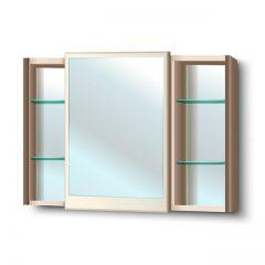 دانلود تصویر وکتور قفسه آیینه دار وسایل بهداشتی حمام با طرح شیک