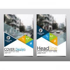دانلود لایه باز جلد بروشور و کاتالوگ شرکتی
