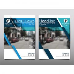 دانلود طرح گرافیکی بروشور و کاتالوگ آماده لایه باز تجاری