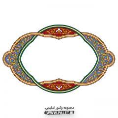 وکتور تذهیبی ، اسلیمی، طرح اسلامی و طرح مذهبی - Islamic Vector