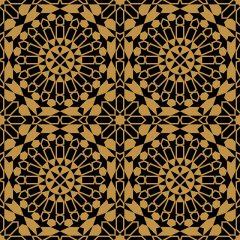 دانلود تصویر پس زمینه اسلیمی رنگارنگ با نقوش سنتی