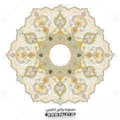 دانلود طرح اسلیمی ایرانی و سنتی